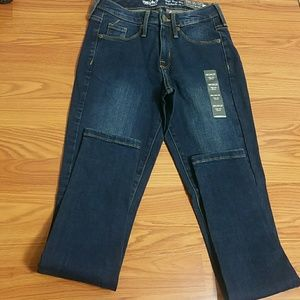 "Mossimo new Size 24/00Wx31""L Hi-rise Skinny Jeans"
